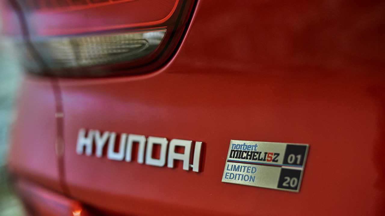 Hyundai i30 N Michelisz Limited Edition