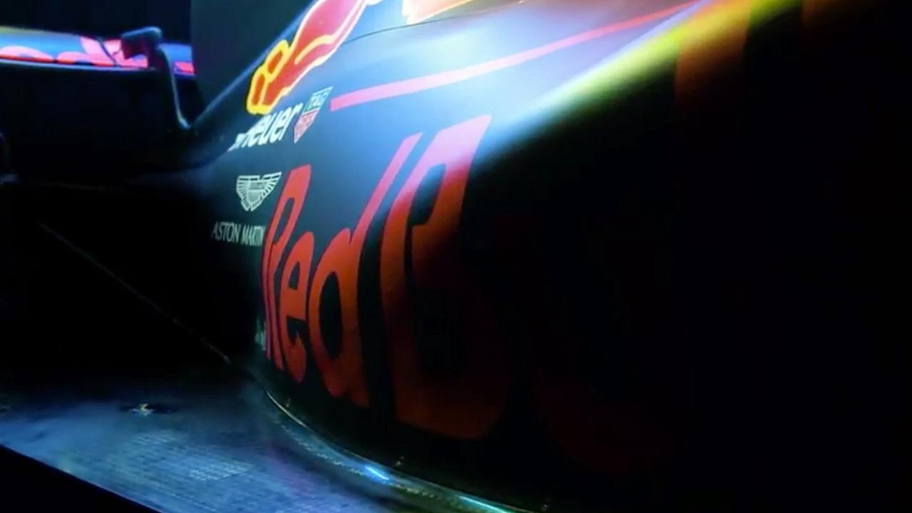 Red Bull F1 2017