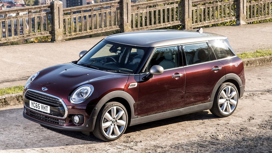 mini clubman sd all4 review