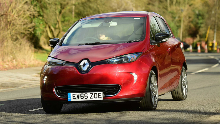2017 Renault Zoe Review