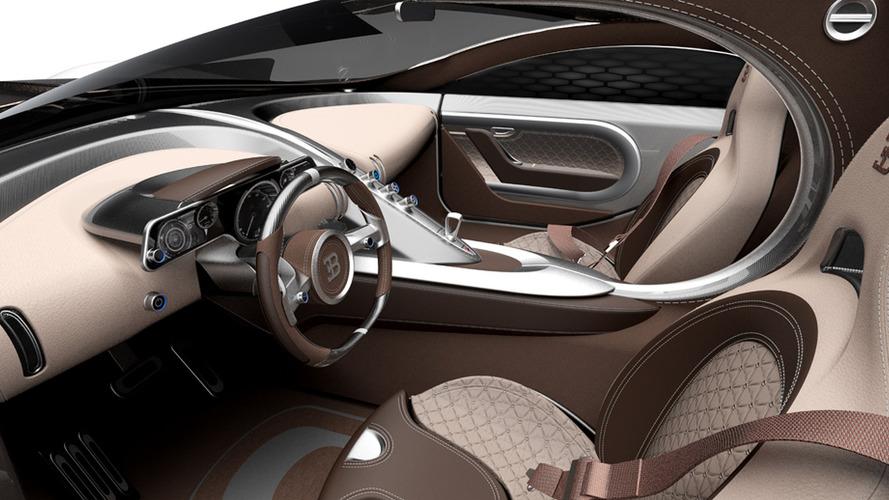 Bugatti atlantic concept