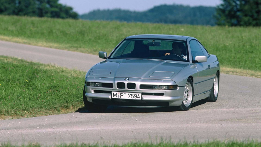 Remembering The 1990 1999 Bmw 8 Series Almost Paradise