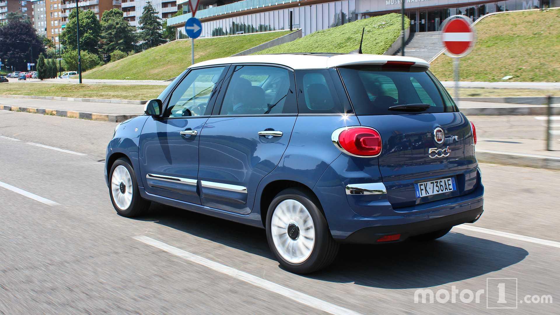 36ae6f95d5c0 Essai Fiat 500L restylée - Nouveau look pour une nouvelle vie