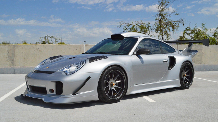 This 1,000-HP Porsche 996 Could Be Yours For $300K [61 Photos]