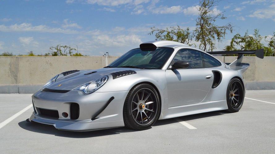1,000 bg'lik Porsche 966, 300,000 $'a satışta