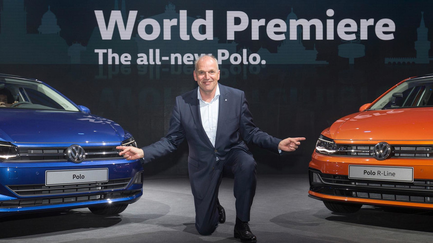 Five Minutes With Juergen Stackmann, VW's Head Of Marketing