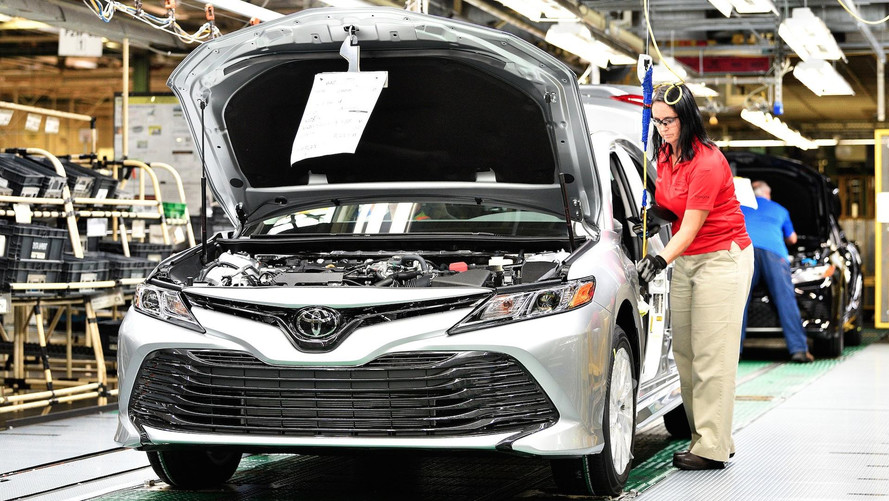 Toyota Camry Production To Be Reduced Amid SUV Boom