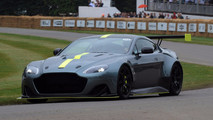 Goodwood 2017 - Aston Martin Vantage AMR Pro