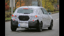 Erwischt: Opel Corsa F