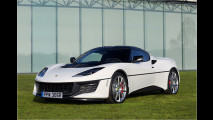 Ein Evora in Anlehnung an James Bond