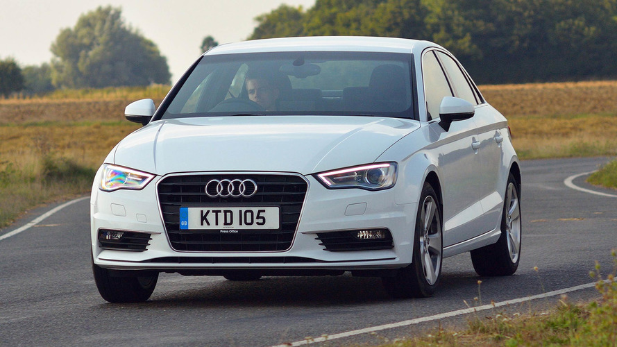 2017 Audi A3 Saloon Review