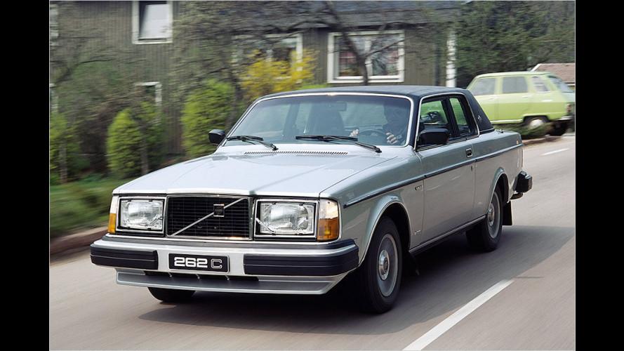 Vor 40 Jahren debütierte der ungewöhnliche Volvo 262C