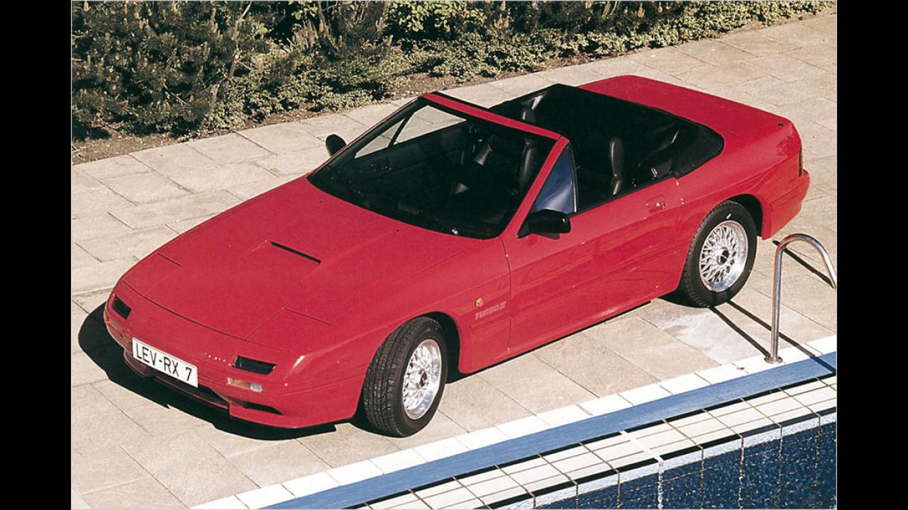 Mazda RX-7 Cabriolet (1986-1991)