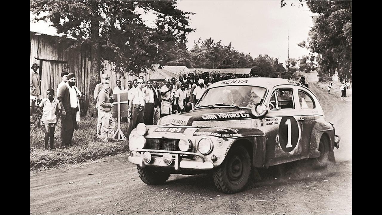 Volvo PV544 ,Safari Rallye