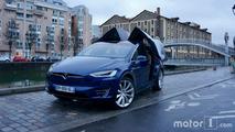 Essai Tesla Model X 90D