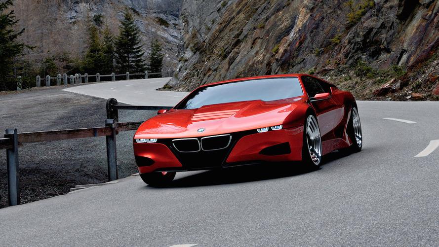 BMW yetkilileri, firmanın bir süper otomobil üretmesini istiyor