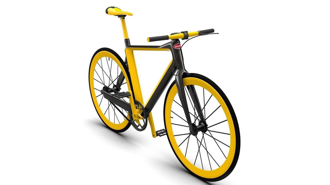 Bugatti - bicicleta