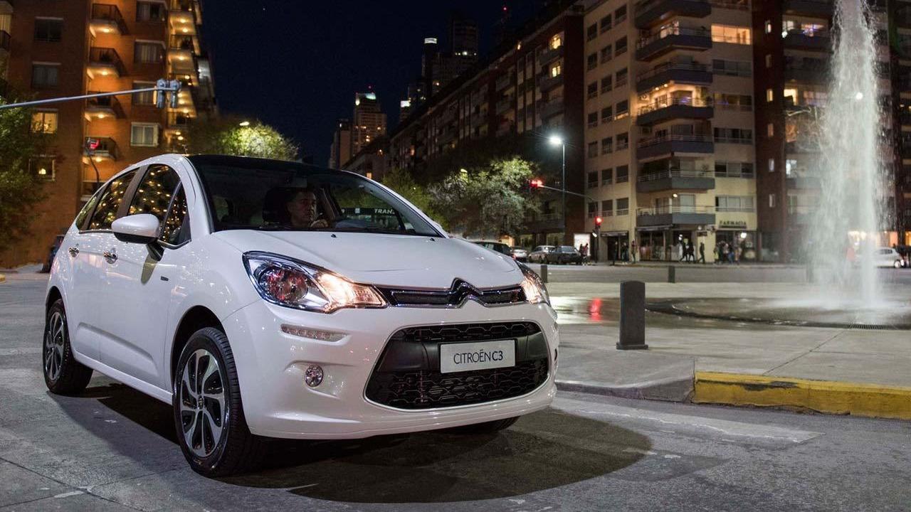 Citroën C3 - Argentina