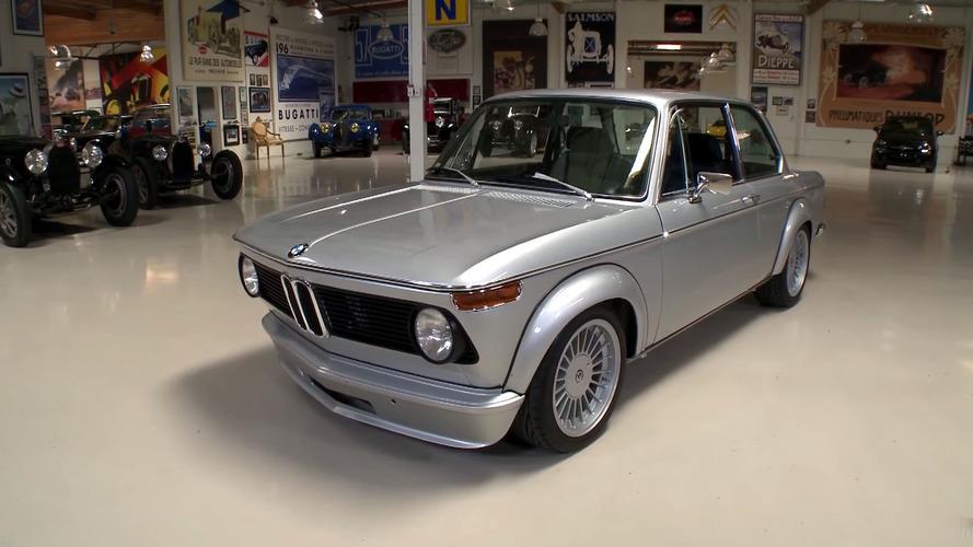 BMW 2002 Restomod Jay Leno's Garage