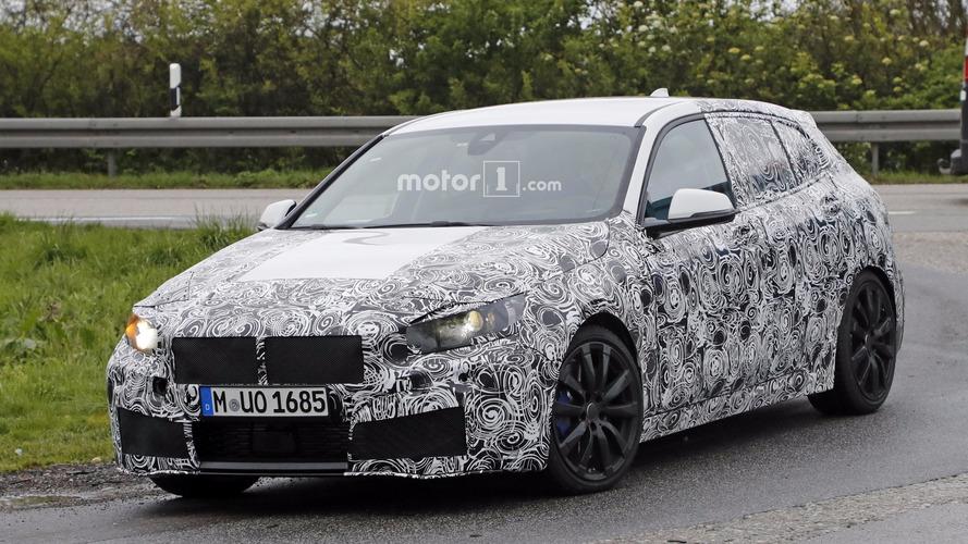 Photos espion - La future BMW M140i immortalisée