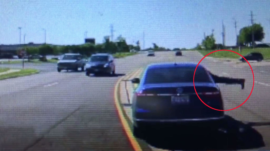 Man Hurls Himself Into Moving Car To Save Unconscious Driver