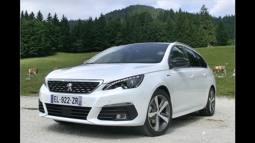 Peugeot 308 (2017) mit neuem 1.5 HDi im Test