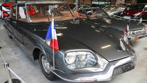 Citroën DS21 Général De Gaulle