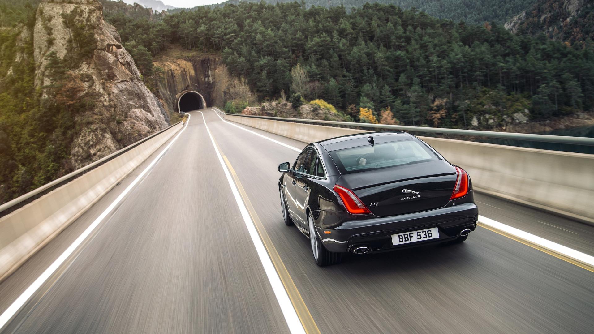 Jaguar Design Boss Talks Next Gen Xj Electric F Type Replacement