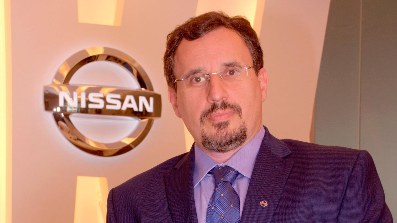 O novo presidente da Nissan, Marco Silva