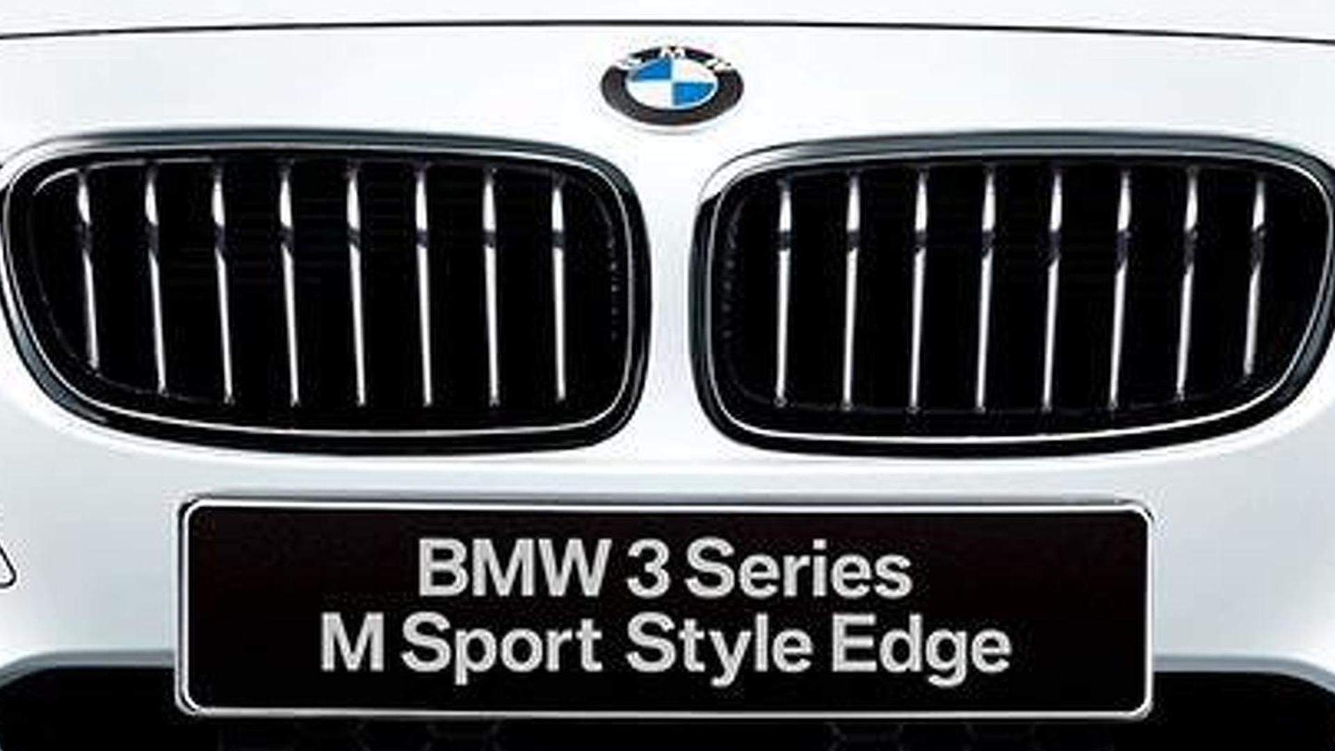 Bmw 3 Series M Sport Style Edge Limited Edition Announced Motor1