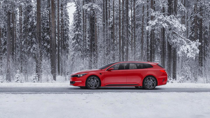Kia SPORTSPACE concept revealed ahead of Geneva debut, previews Optima wagon