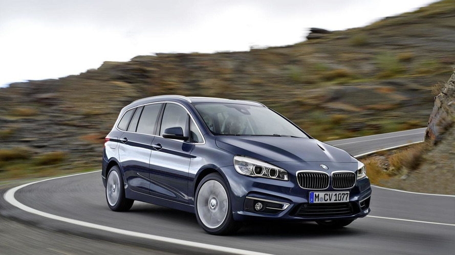 BMW 2-Series Gran Tourer officially unveiled