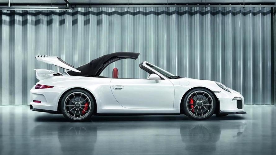 WCF reader creates professional Porsche 991 GT3 Cabriolet brochure