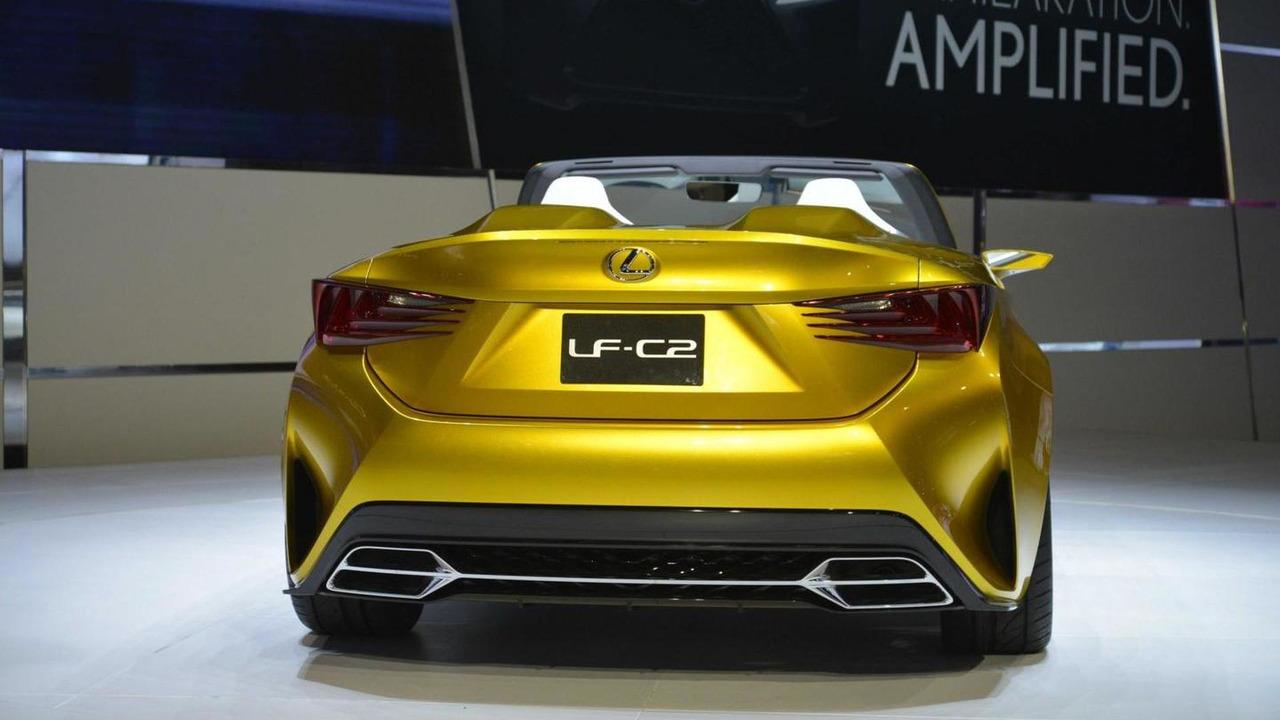 Lexus Los Angeles >> Lexus Lf C2 Concept Live In Los Angeles Motor1 Com Photos