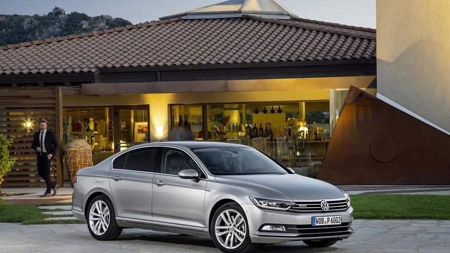 Volkswagen confirms new Passat getting CC and Alltrack derivatives