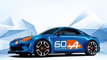 Renault Alpine Celebration concept