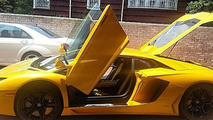 50 Cent selling his Lamborghini Aventador