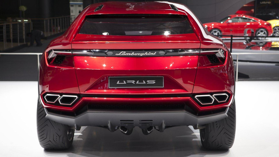 Audi boss says Lamborghini Urus is due late 2016