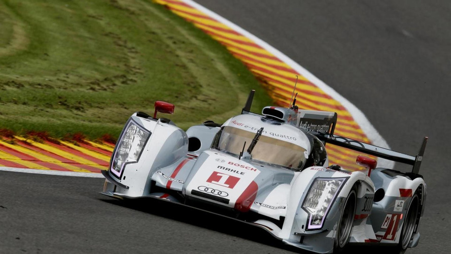 Audi R18 e-tron quattro to contest first race