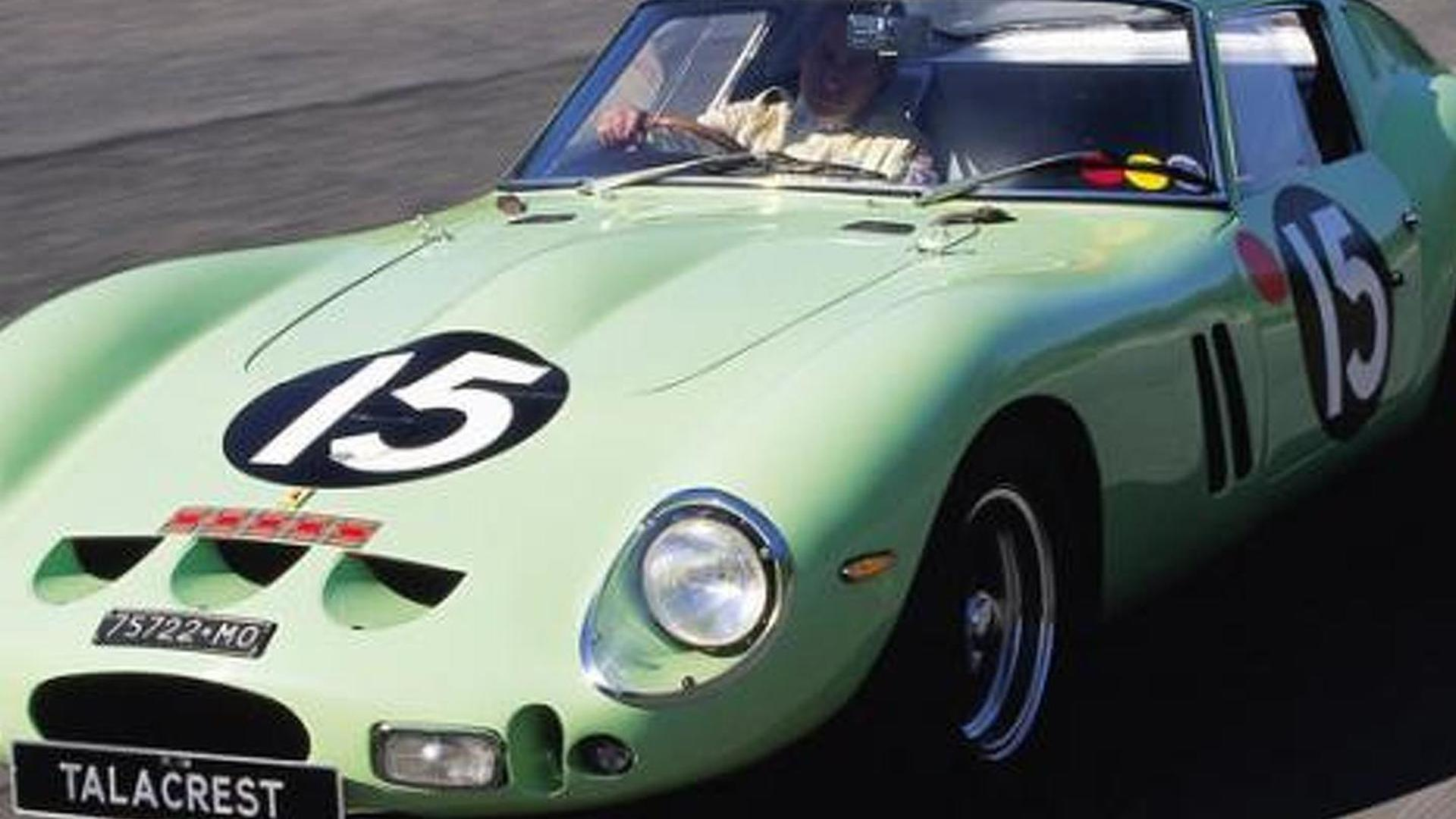 1962 Ferrari 250 Gto Becomes The World S Most Expensive Car Report