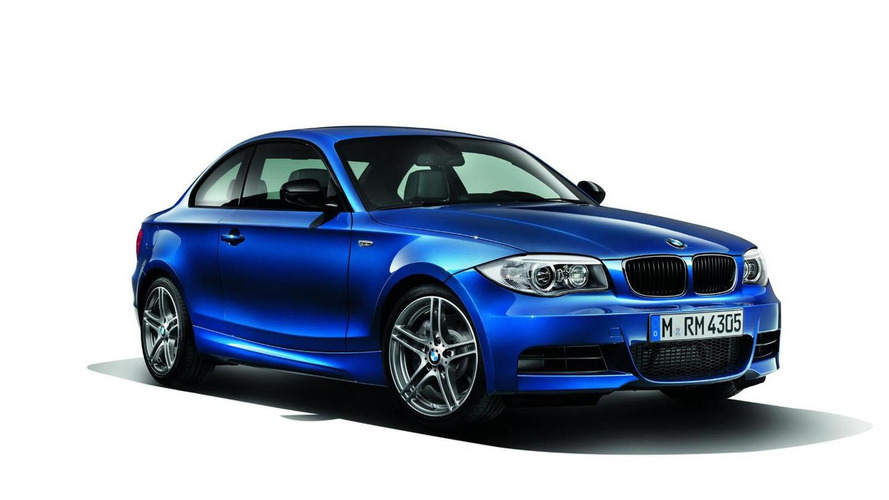 2013 BMW 135is coupe & convertible revealed (US)
