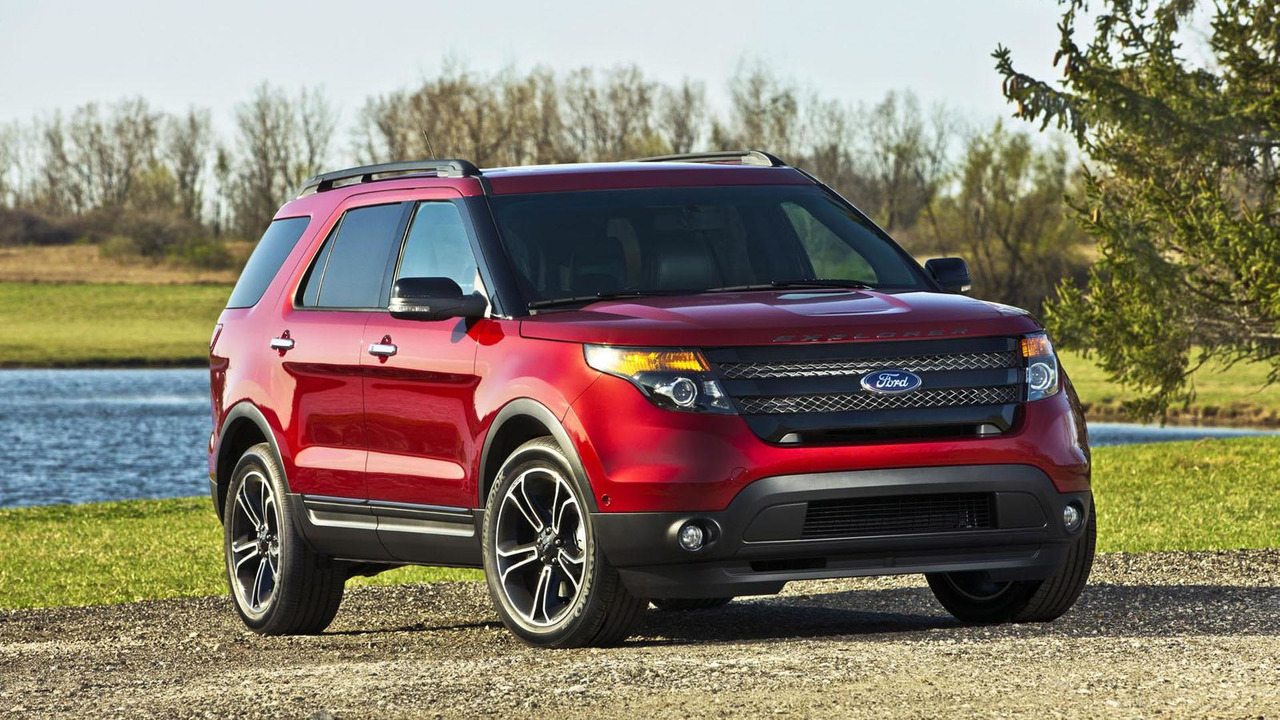2013 Ford Explorer Sport For Sale >> 2013 Ford Explorer Sport With 365 Hp Ecoboost Engine On Sale