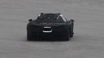 2014 McLaren P1 spy photo 26.9.2012