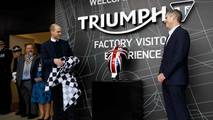 Triumph Müşteri Deneyimi Galerisi