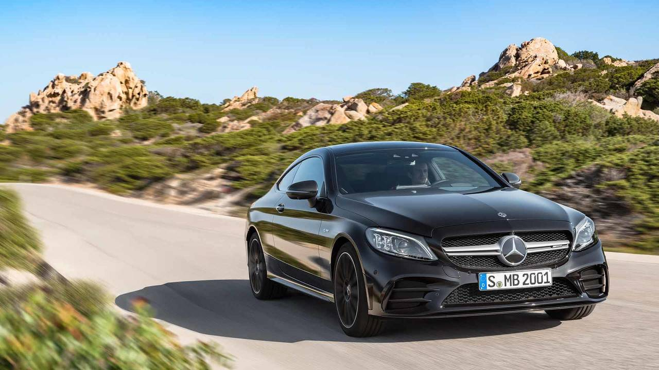 2019 Mercedes Benz C Class Coupe
