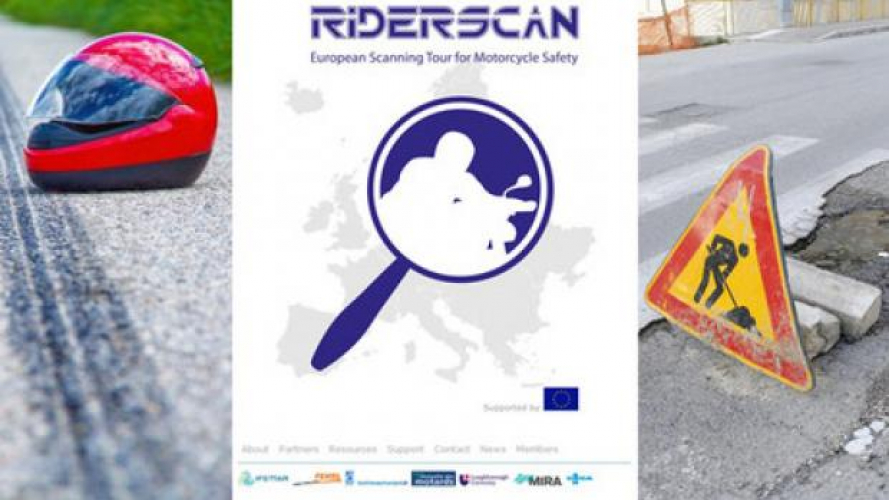 Riderscan: European Scanning Tour for Motorcycle Safety