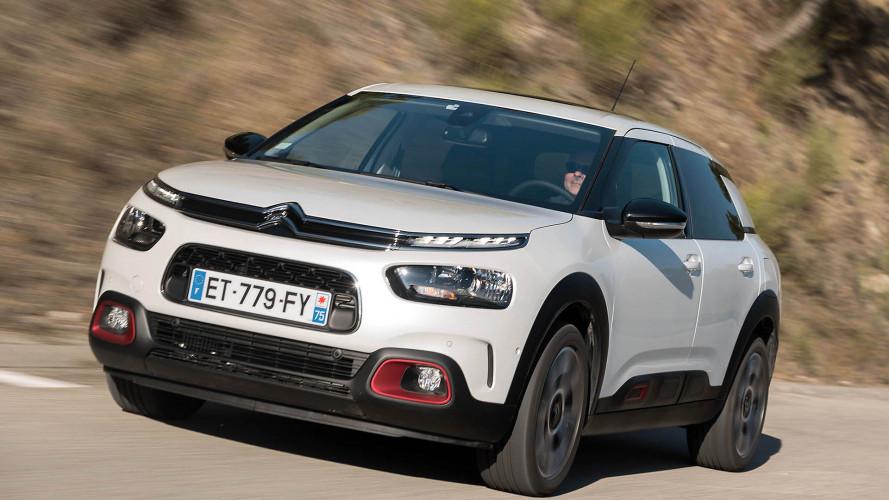 Citroën C4 Cactus (2018) im Test