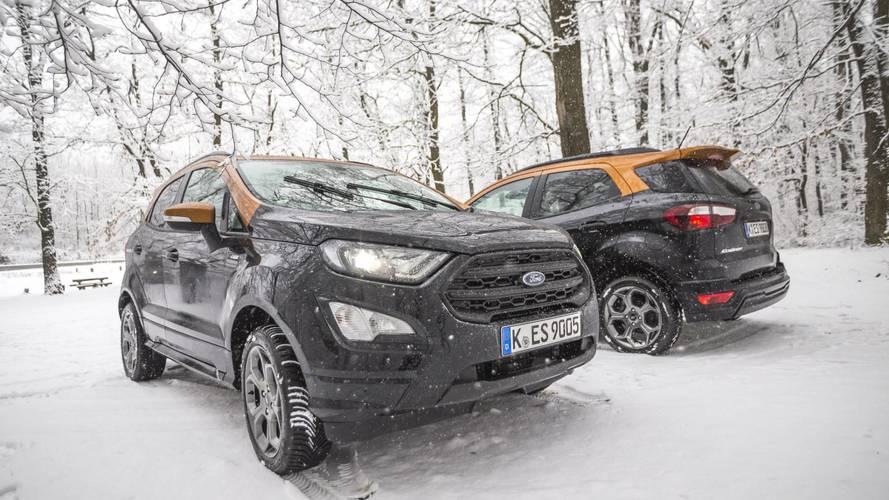 Ford EcoSport hazai menetpróba: élni tud a második eséllyel?