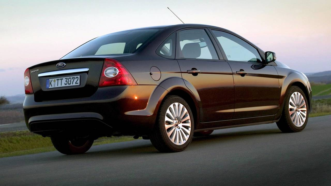 2008-2011 Ford Focus Sedan