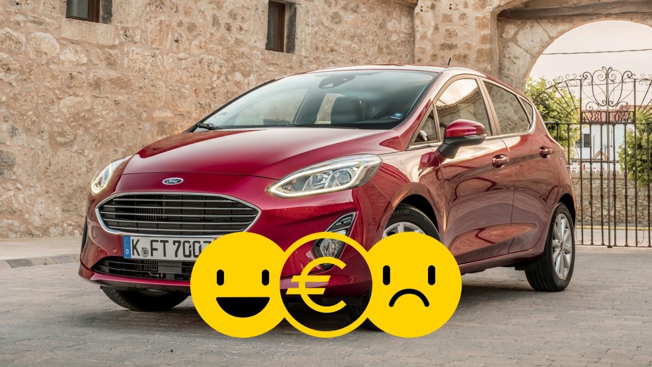 [Copertina] - Promozione Ford Fiesta, perché conviene e perché no
